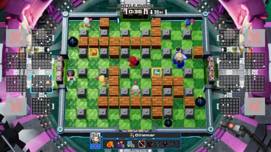 Super Bomberman R Online Review - Screenshot 4 of 4