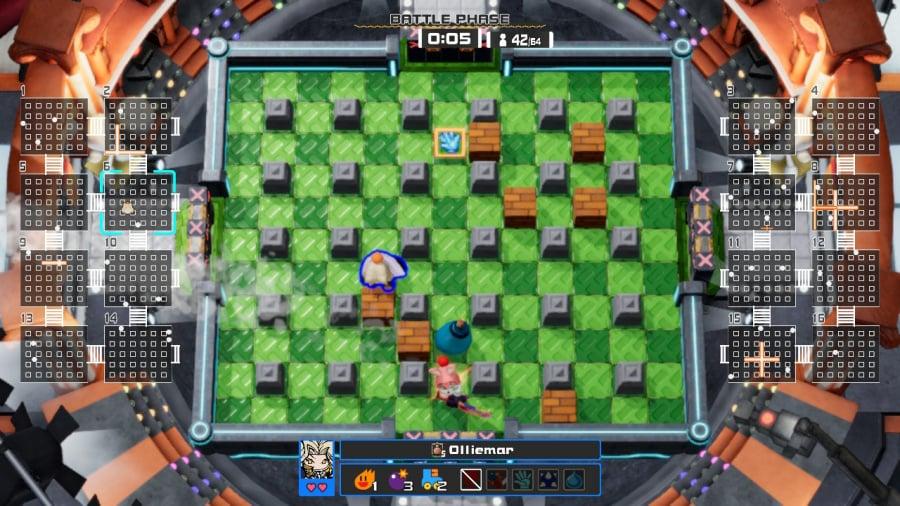 Super Bomberman R Online Review - Screenshot 3 of 4