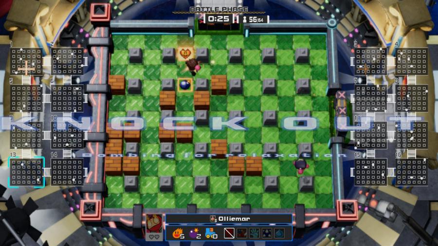 Super Bomberman R Online Review - Screenshot 1 of 4