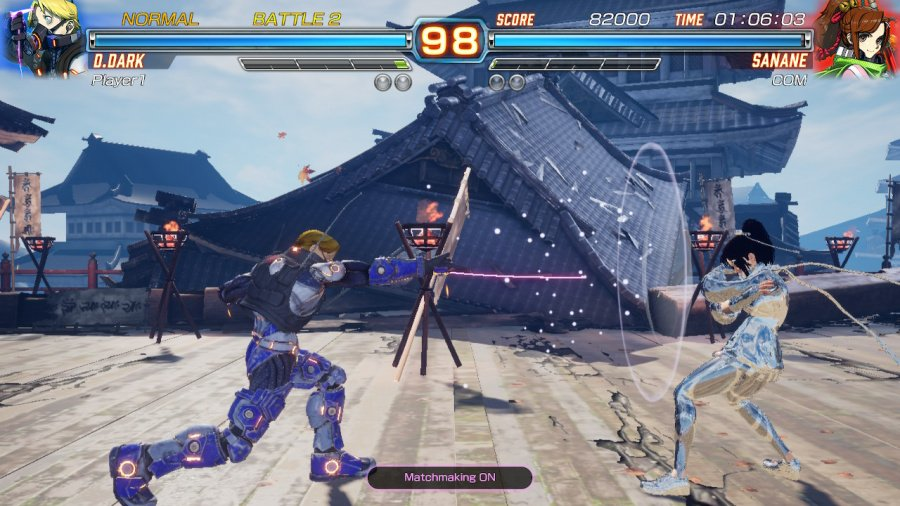 Fighting EX Layer: Another Dash Review - Screenshot 3 of 4