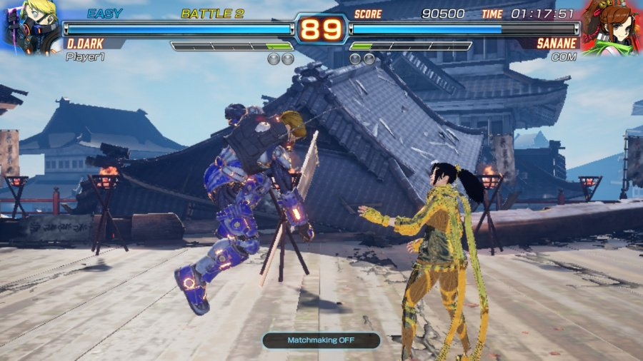 Fighting EX Layer: Another Dash Review - Screenshot 4 of 4