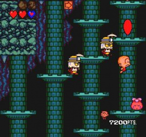 Bonk's Revenge Review - Screenshot 1 of 1