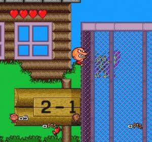 Bonk 3: Bonk's Big Adventure Review - Screenshot 1 of 2