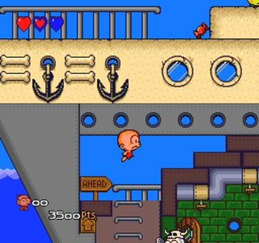 Bonk 3: Bonk's Big Adventure Screenshot