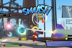 DC Super Hero Girls: Teen Power Screenshot