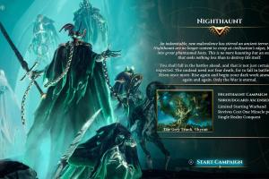 Warhammer Age of Sigmar: Storm Ground Screenshot