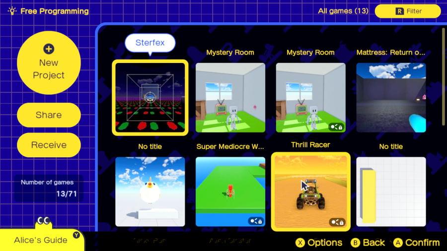 Game Builder Garage Review - Screenshot 5 of 5