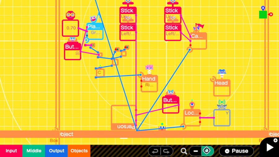 Game Builder Garage Review - Screenshot 1 of 4
