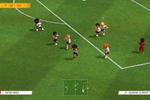 Super Soccer Blast: America VS Europe Screenshot