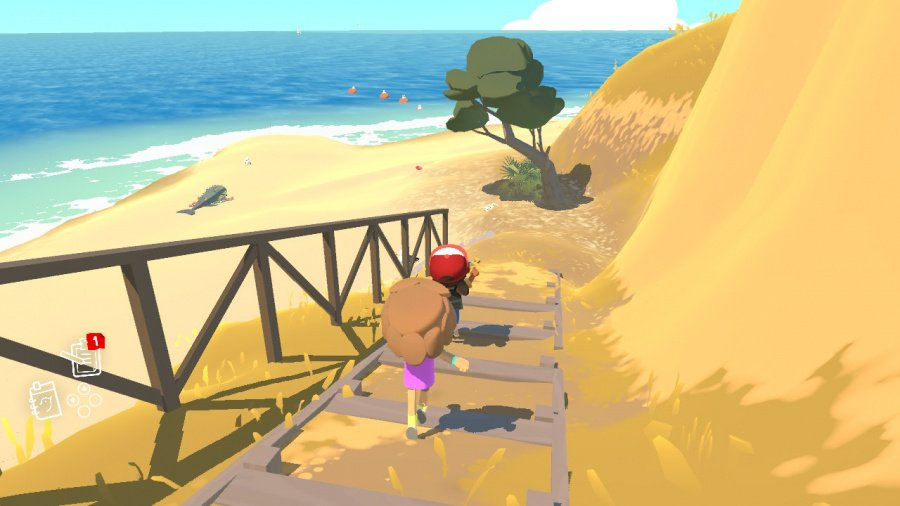 Alba: A Wildlife Adventure Review - Screenshot 1 of 7