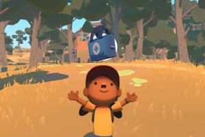 Alba: A Wildlife Adventure Screenshot