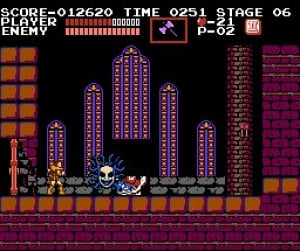 Castlevania Review - Screenshot 1 of 2