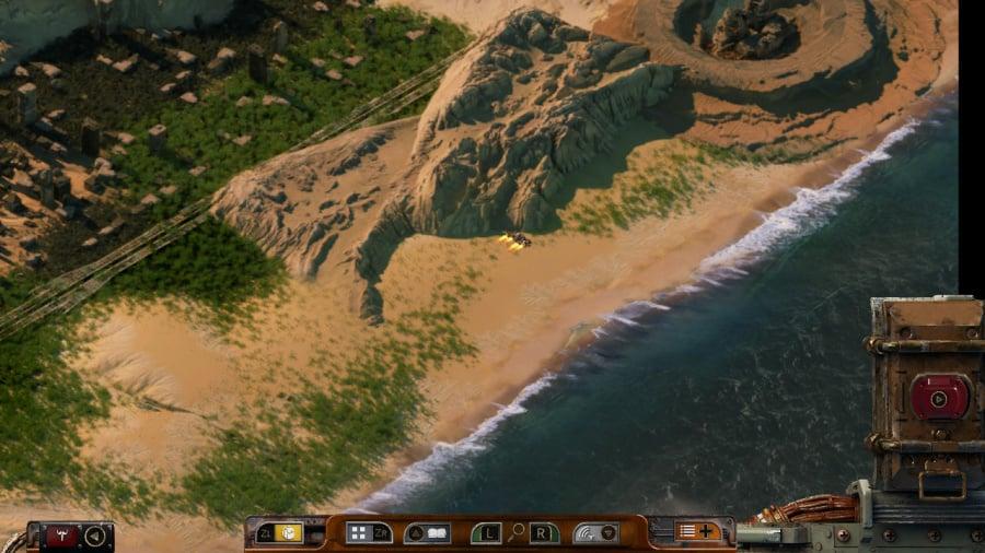 Beautiful Desolation Review - Screenshot 2 of 4