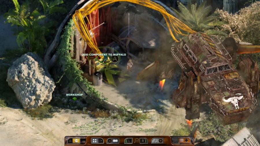 Beautiful Desolation Review - Screenshot 3 of 4