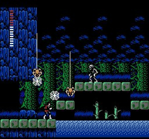 Castlevania II: Simon's Quest Review - Screenshot 2 of 3