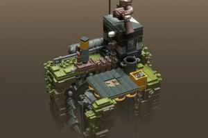 LEGO Builder's Journey Screenshot