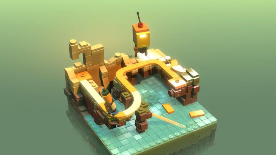 LEGO Builder Travel Review - Screenshot 4 of 4