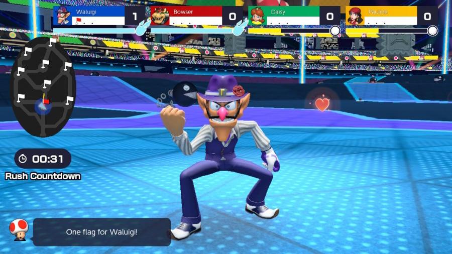 Mario Golf: Super Rush Review - Screenshot 1 of 6
