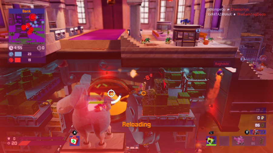 Worms Rumble Review - Screenshot 3 of 5