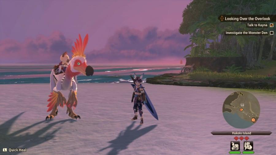Monster Hunter Stories 2: Wings of Ruin Review - Screenshot 1 of 5