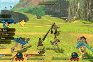 Monster Hunter Stories 2: Wings of Ruin Screenshot