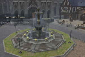 Ys IX: Monstrum Nox Screenshot