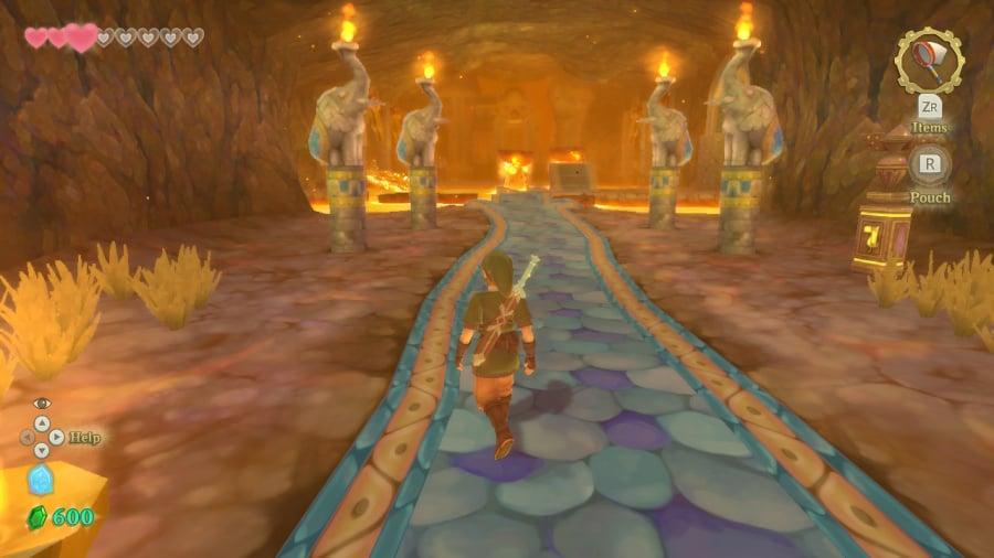 The Legend of Zelda: Skyward Sword HD Review (Switch)   Nintendo Life
