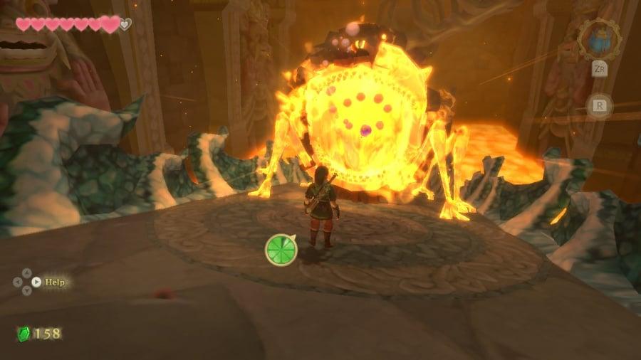 The Legend of Zelda: Skyward Sword HD Review - Screenshot 1 of 5