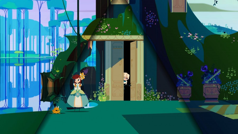 Cris Tales Review - Screenshot 2 of 4