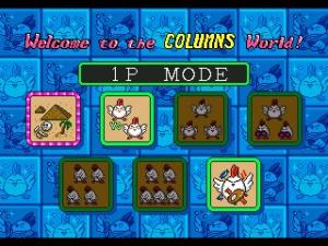 Columns III: Revenge of Columns Review - Screenshot 1 of 2