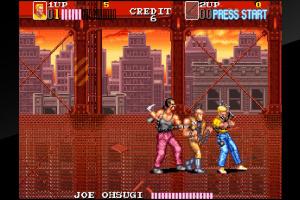 Arcade Archives VENDETTA Screenshot
