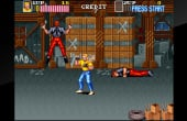 Arcade Archives VENDETTA Review - Screenshot 5 of 6