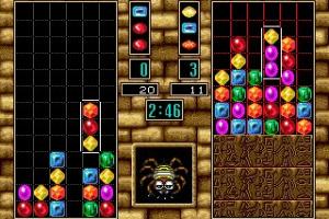 Columns III: Revenge of Columns Screenshot