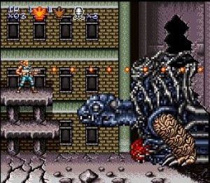 Contra III: The Alien Wars Review - Screenshot 1 of 5