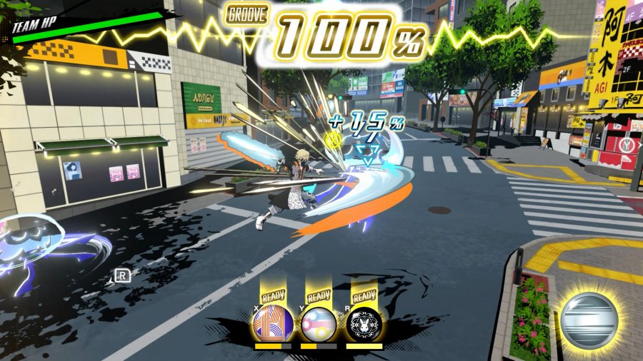NEO: The World Ends With You Review - Screenshot 1 of 8