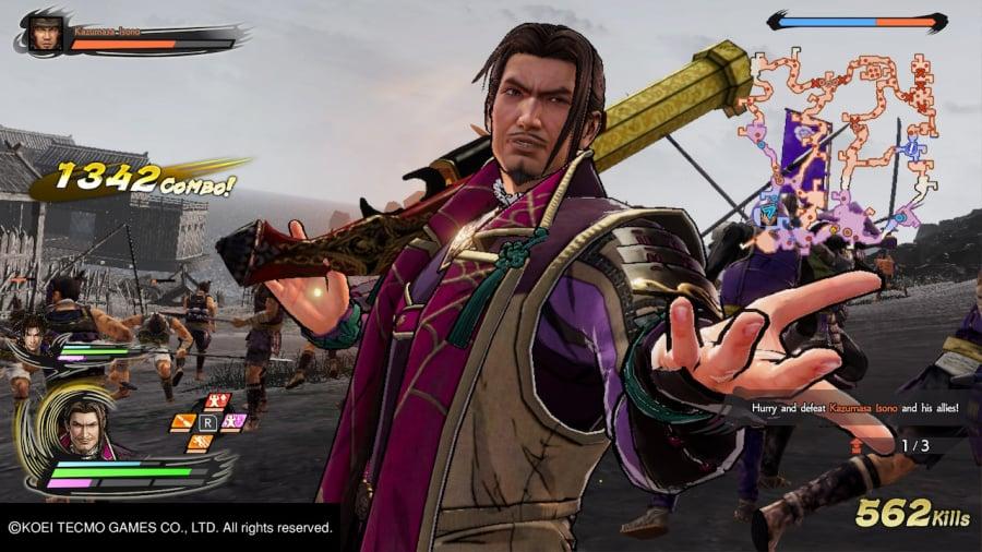 Samurai Warriors 5 Review-Screenshot 6 of 8