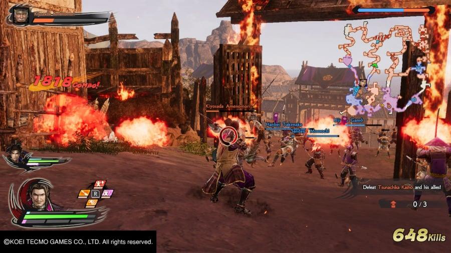 Samurai Warriors 5 Review-Screenshot 3 of 8
