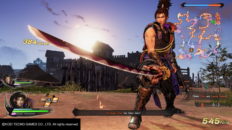 Samurai Warriors 5 Review - Screenshot 1 of 8