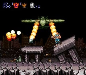 Contra III: The Alien Wars Review - Screenshot 5 of 5