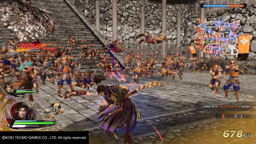 Samurai Warriors 5 Review-Screenshot 7 of 8
