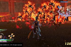 Samurai Warriors 5 Screenshot