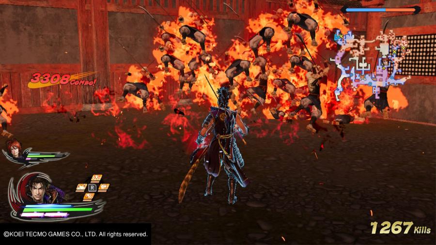 Samurai Warriors 5 Review-Screenshot 2 of 8
