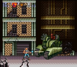 Contra III: The Alien Wars Review - Screenshot 2 of 5