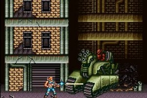 Contra III: The Alien Wars Screenshot