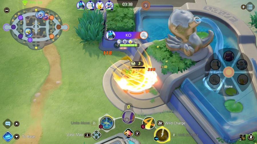 Critique de Pokémon Unite - capture d'écran 5 sur 5