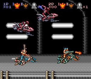 Contra III: The Alien Wars Review - Screenshot 3 of 5
