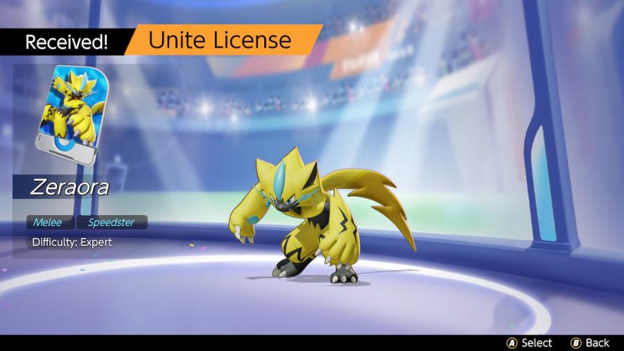 مراجعة Pokémon Unite - لقطة شاشة 3 من 5