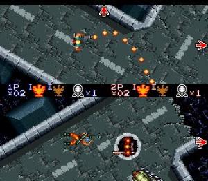 Contra III: The Alien Wars Review - Screenshot 1 of 4