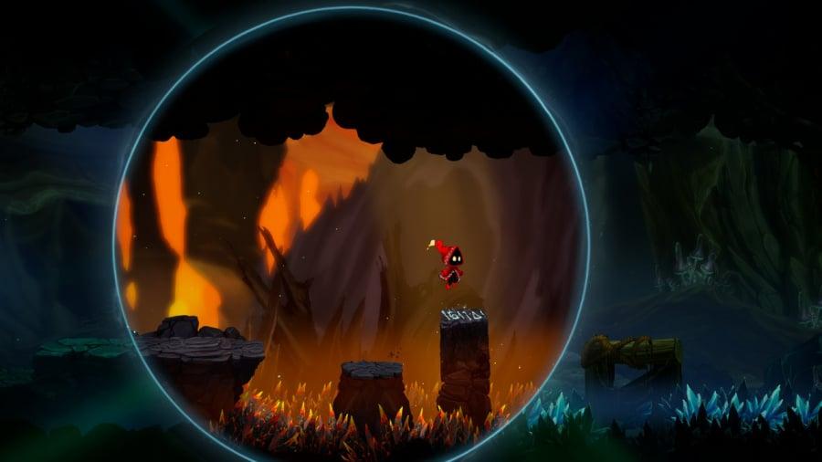 Unbound: Worlds Apart Review - Screenshot 1 of 7
