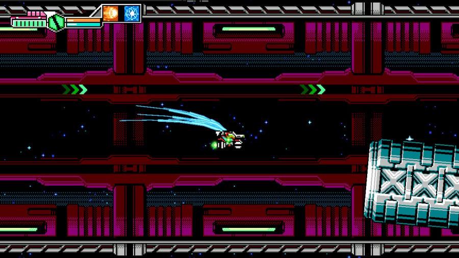 Blaster Master Zero 3 Review - Screenshot 1 of 4
